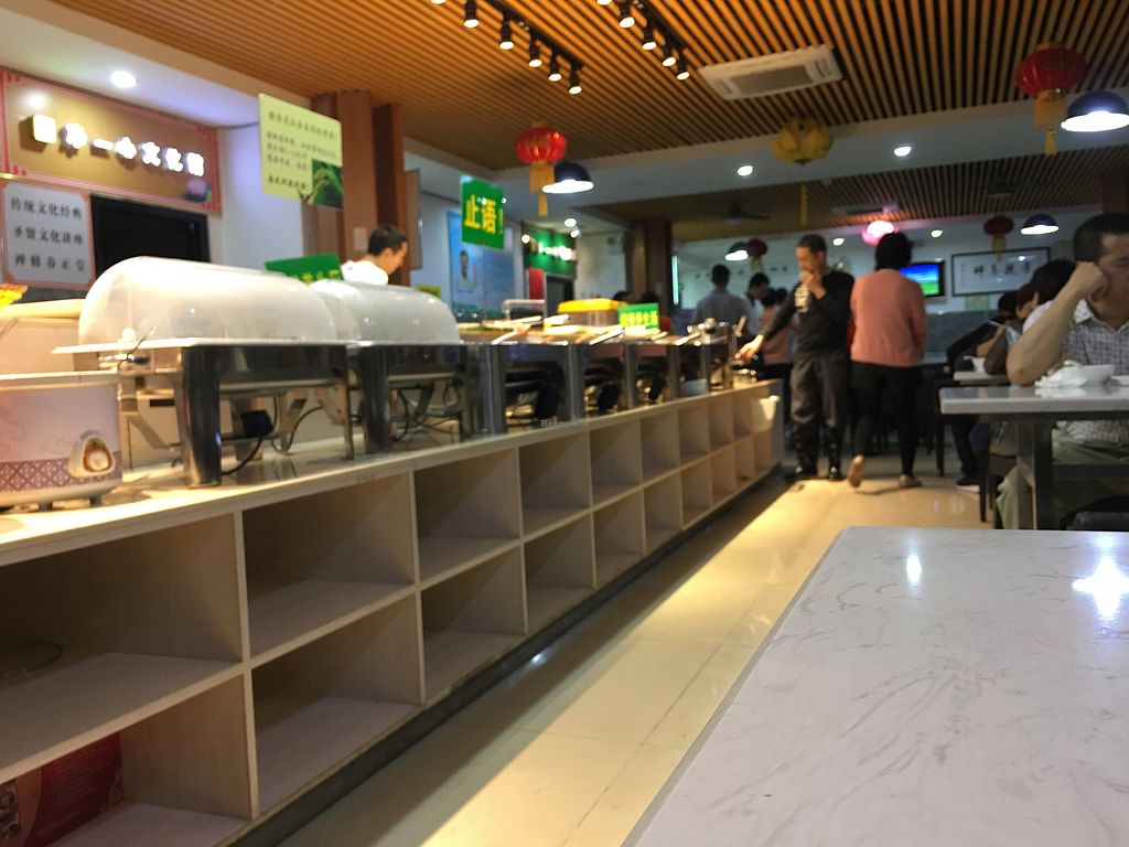 "Photo of Jingyixin Vegetarian  by <a href=""/members/profile/aj579"">aj579</a> <br/>A large buffet with wonderful variety of dishes <br/> October 21, 2017  - <a href='/contact/abuse/image/103310/317144'>Report</a>"
