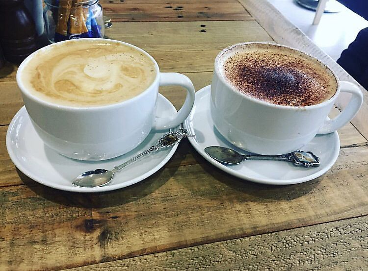 """Photo of The Natural Choice Cafe  by <a href=""""/members/profile/moniquechaplin"""">moniquechaplin</a> <br/>coffee!! <br/> October 22, 2017  - <a href='/contact/abuse/image/103362/317614'>Report</a>"""