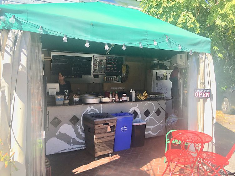 "Photo of Calla Lily Organics  by <a href=""/members/profile/veganmom"">veganmom</a> <br/>Organic Outdoor Creperie <br/> October 21, 2017  - <a href='/contact/abuse/image/103377/317414'>Report</a>"