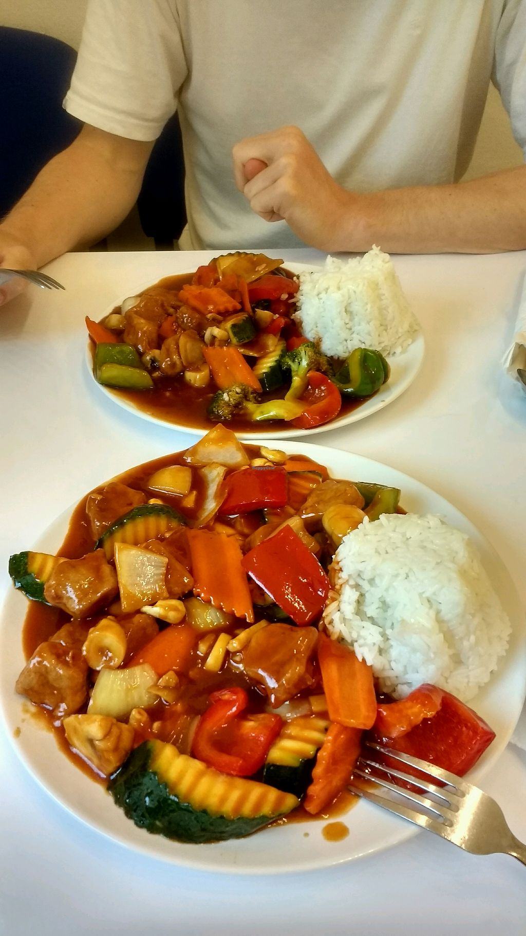"""Photo of Zau Vegetarian  by <a href=""""/members/profile/emzyl123"""">emzyl123</a> <br/>different? <br/> May 11, 2018  - <a href='/contact/abuse/image/103379/398366'>Report</a>"""