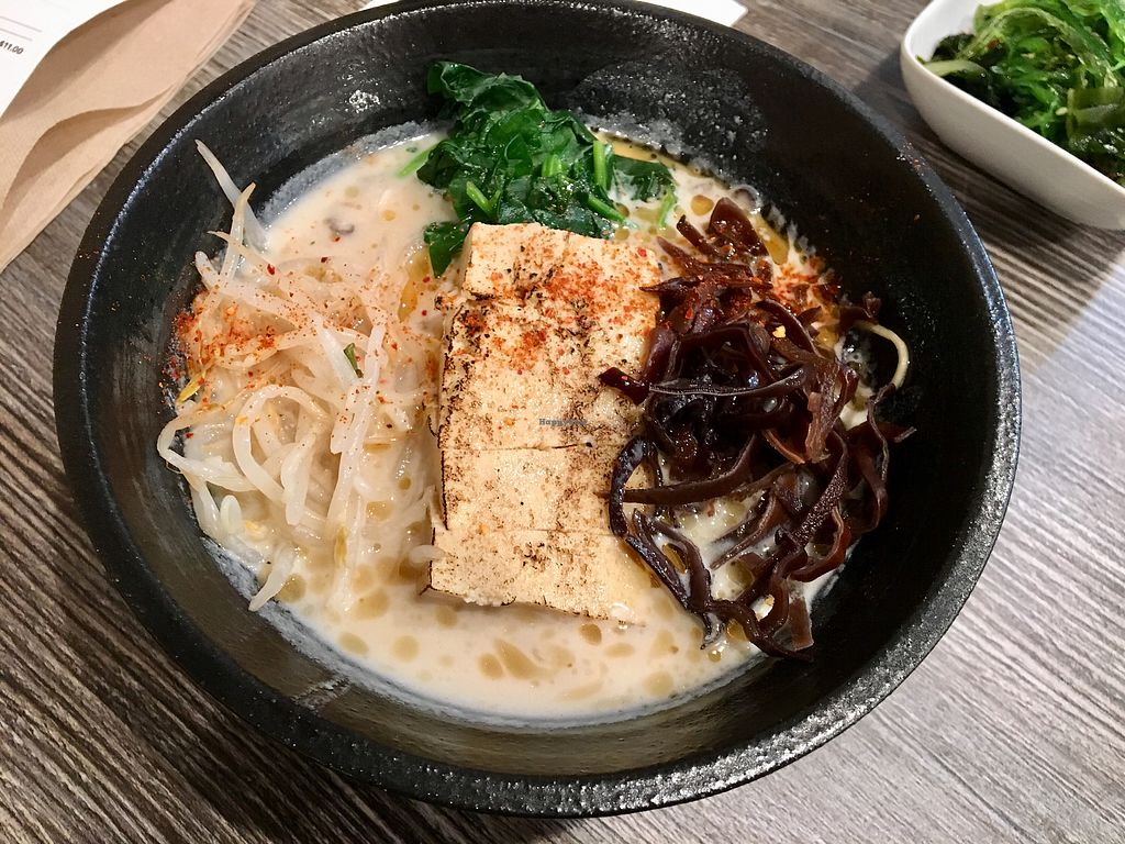 "Photo of Ramen Instant  by <a href=""/members/profile/Clean%26Green"">Clean&Green</a> <br/>Toppings: spinach, black mushroom, bean sprout <br/> January 17, 2018  - <a href='/contact/abuse/image/103380/347447'>Report</a>"
