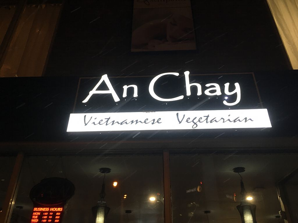 """Photo of An Chay  by <a href=""""/members/profile/Laynexvx"""">Laynexvx</a> <br/>Outside sign <br/> December 22, 2017  - <a href='/contact/abuse/image/103386/337960'>Report</a>"""