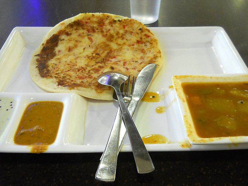 """Photo of Gulab Sweets - Sundhara  by <a href=""""/members/profile/Masala-Dosa"""">Masala-Dosa</a> <br/>Tomato Onion Uttapam <br/> January 14, 2018  - <a href='/contact/abuse/image/103401/346419'>Report</a>"""