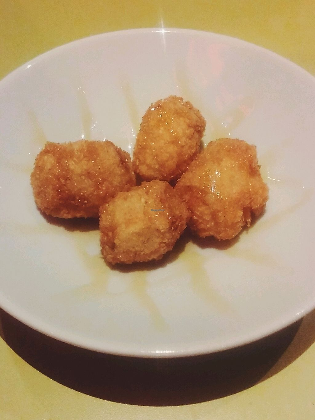 "Photo of Nam Tuk Tram Stop  by <a href=""/members/profile/unmond"">unmond</a> <br/>Banana Fritters (veganised, without ice cream) <br/> March 5, 2018  - <a href='/contact/abuse/image/103412/367206'>Report</a>"