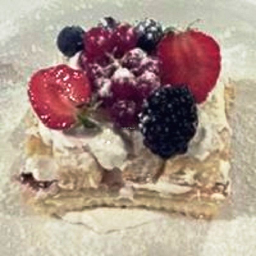 """Photo of Puerto Escondido Di Massocco Roberto Sas  by <a href=""""/members/profile/robrose"""">robrose</a> <br/>puff pastry with vegan cream, strawberries and berries <br/> October 26, 2017  - <a href='/contact/abuse/image/103441/319089'>Report</a>"""