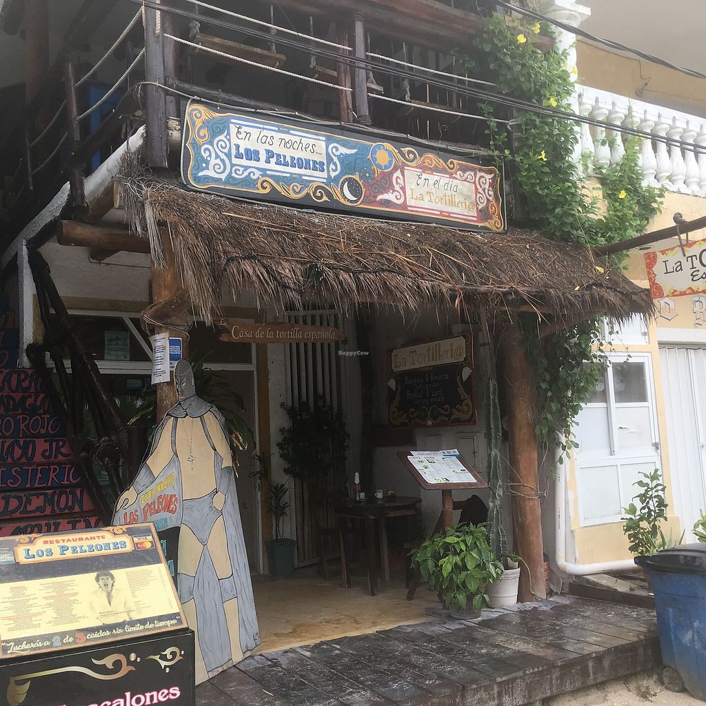 """Photo of La Tortilleria  by <a href=""""/members/profile/Sterling"""">Sterling</a> <br/>View from the street  <br/> October 26, 2017  - <a href='/contact/abuse/image/103448/318925'>Report</a>"""