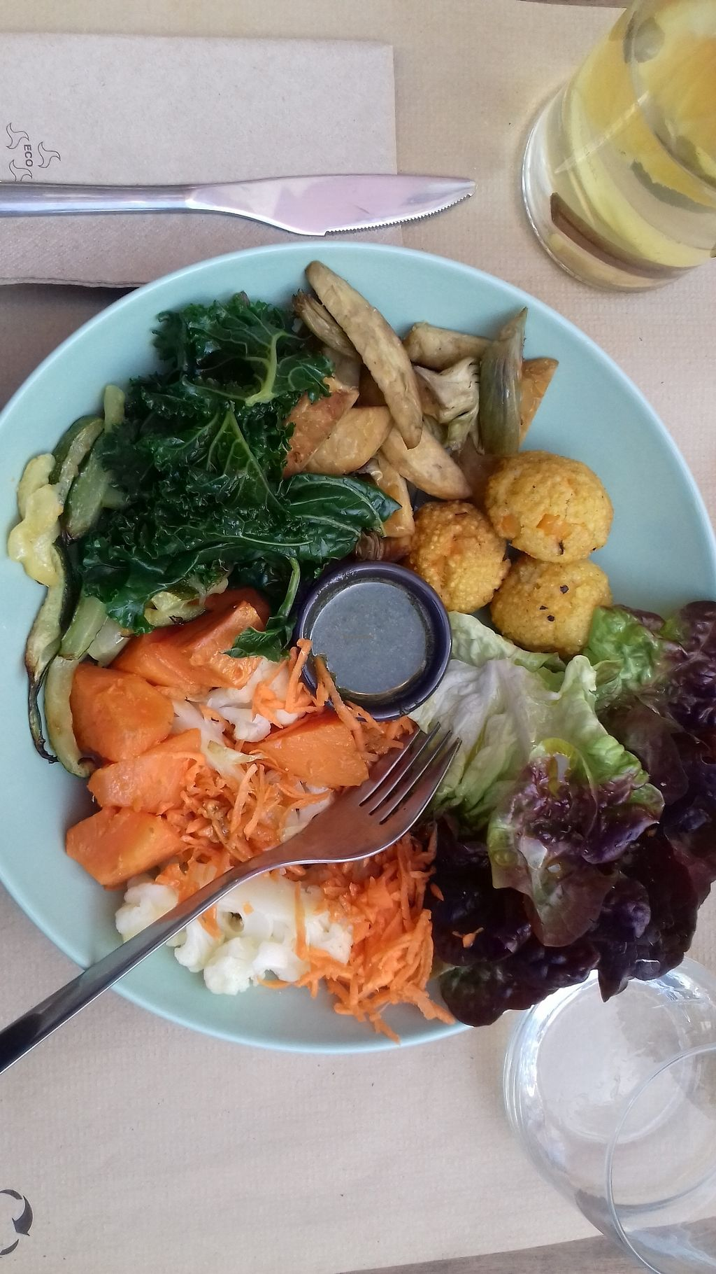 "Photo of To Be  by <a href=""/members/profile/Vegan%20Prague"">Vegan Prague</a> <br/>Main course  <br/> January 3, 2018  - <a href='/contact/abuse/image/103449/342617'>Report</a>"