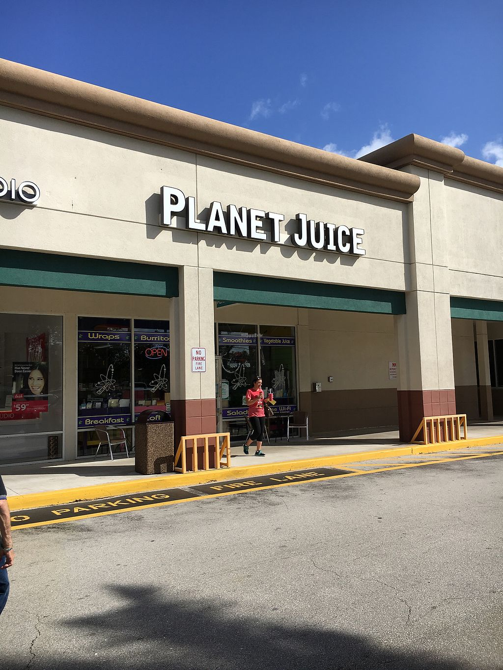 """Photo of Planet Juice  by <a href=""""/members/profile/daroff"""">daroff</a> <br/>Storefront <br/> October 24, 2017  - <a href='/contact/abuse/image/103492/318451'>Report</a>"""