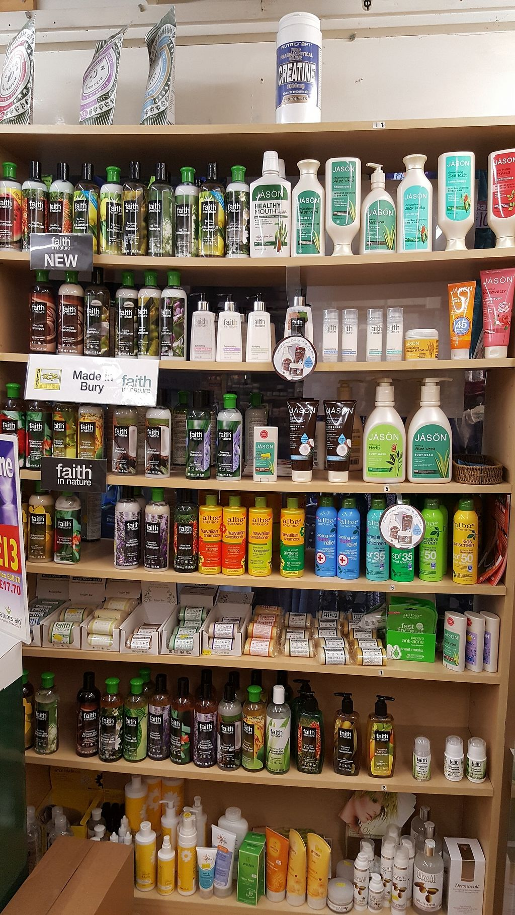 "Photo of Bury Health Foods  by <a href=""/members/profile/Clare"">Clare</a> <br/>Toiletries <br/> October 23, 2017  - <a href='/contact/abuse/image/103529/318133'>Report</a>"