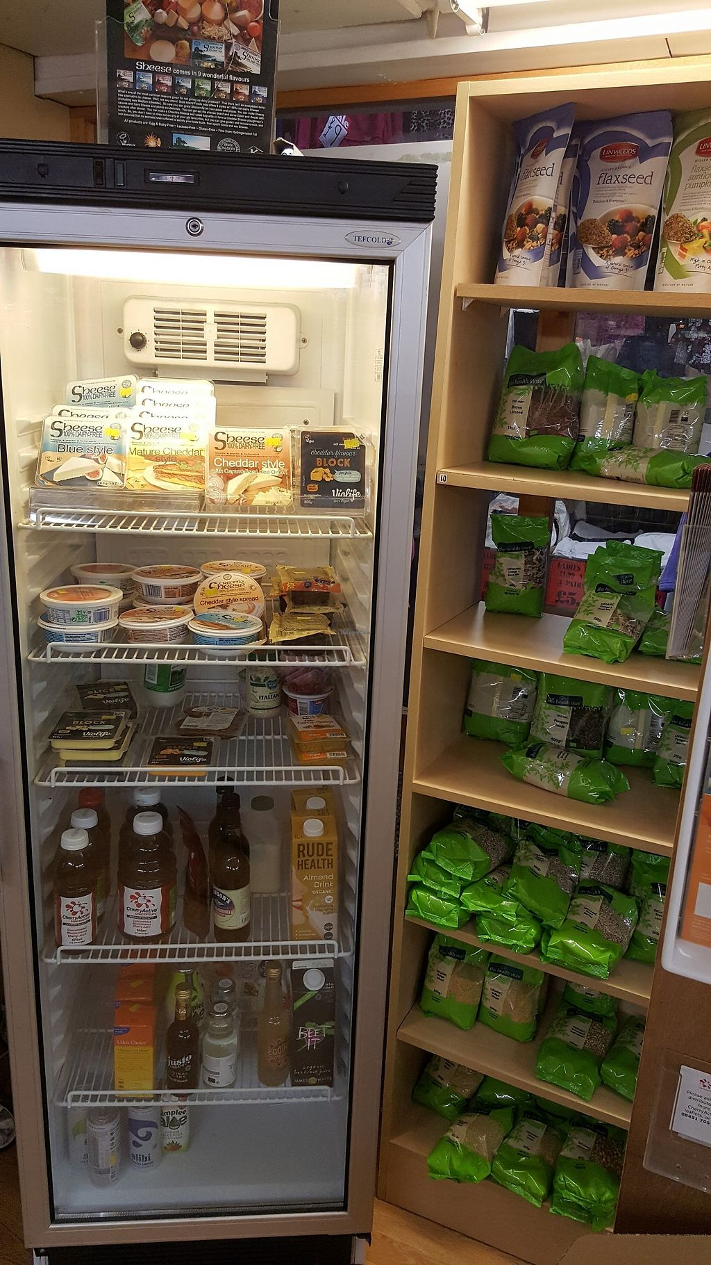 "Photo of Bury Health Foods  by <a href=""/members/profile/Clare"">Clare</a> <br/>Chilled goods <br/> October 23, 2017  - <a href='/contact/abuse/image/103529/318134'>Report</a>"