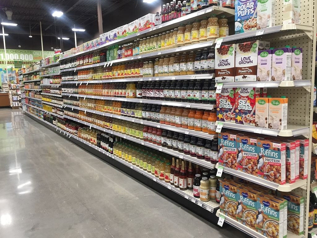 "Photo of Natural Grocers - Alamo Heights  by <a href=""/members/profile/Suz"">Suz</a> <br/>Juice aisle <br/> February 18, 2018  - <a href='/contact/abuse/image/103565/360678'>Report</a>"