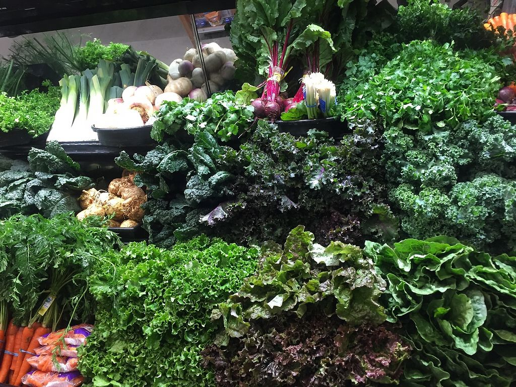 "Photo of Natural Grocers - Alamo Heights  by <a href=""/members/profile/Suz"">Suz</a> <br/>All organic produce <br/> February 18, 2018  - <a href='/contact/abuse/image/103565/360687'>Report</a>"
