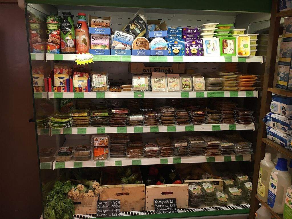 """Photo of BioBarri  by <a href=""""/members/profile/hack_man"""">hack_man</a> <br/>Vegan deli  <br/> October 25, 2017  - <a href='/contact/abuse/image/103590/318860'>Report</a>"""