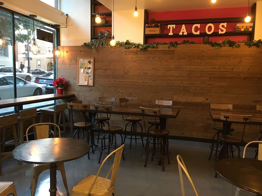 """Photo of Chisme Cantina  by <a href=""""/members/profile/kittykate"""">kittykate</a> <br/>seating area <br/> January 8, 2018  - <a href='/contact/abuse/image/103615/344212'>Report</a>"""