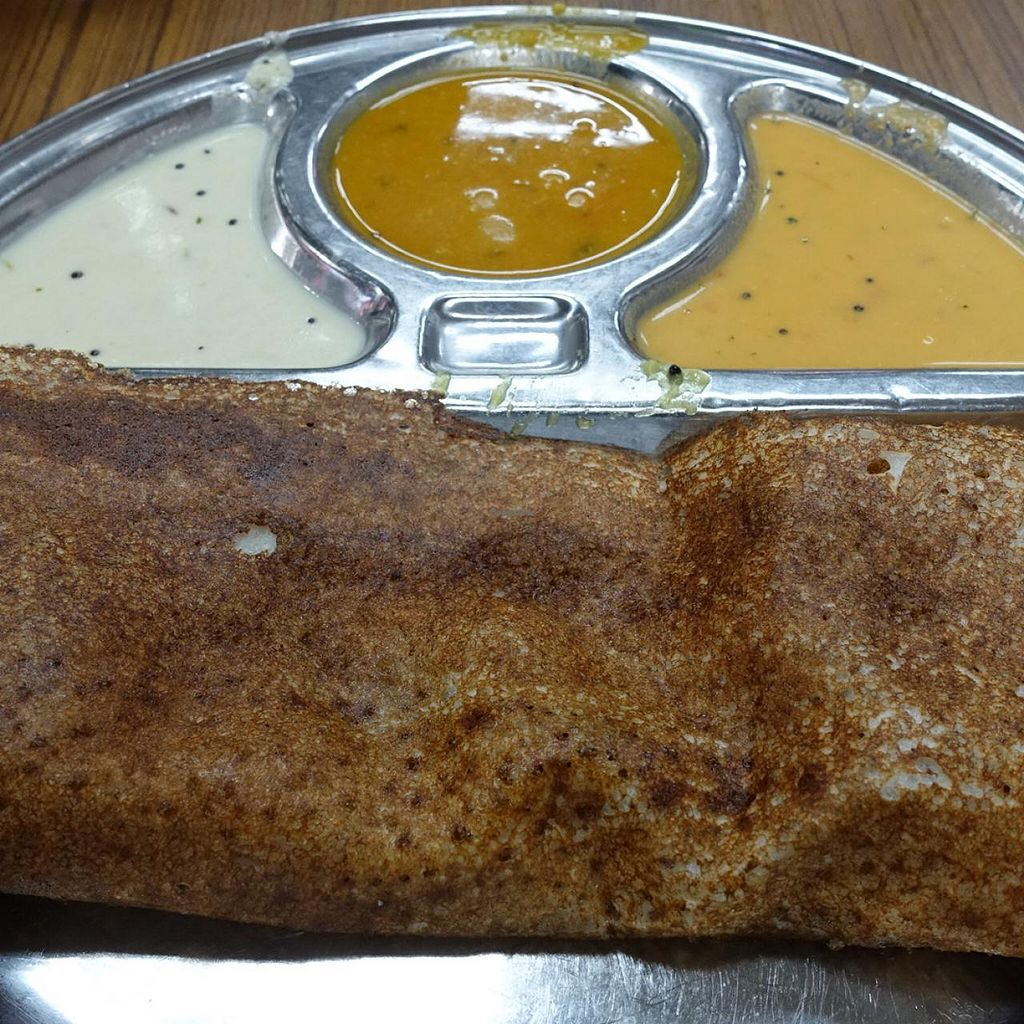 """Photo of Suriya Pure Vegetarian Restaurant  by <a href=""""/members/profile/JimmySeah"""">JimmySeah</a> <br/>Paper Masala <br/> March 16, 2015  - <a href='/contact/abuse/image/10365/95859'>Report</a>"""