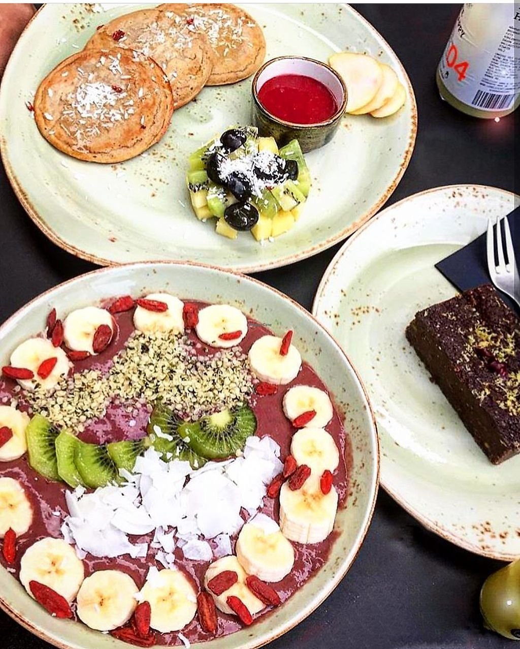 """Photo of Lebeleicht Hamburg  by <a href=""""/members/profile/KatharinaHinte"""">KatharinaHinte</a> <br/>Smoothiebowl, Pancakes und Sweets im Lebeleicht Hamburg  <br/> October 29, 2017  - <a href='/contact/abuse/image/103727/319749'>Report</a>"""