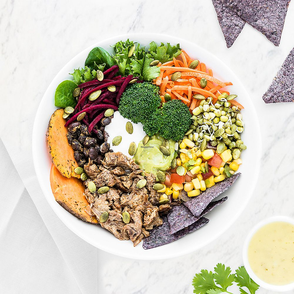 """Photo of Copper Branch  by <a href=""""/members/profile/CopperBranch"""">CopperBranch</a> <br/>Aztec Power Bowl with Shiitake Teriyaki Protein <br/> December 11, 2017  - <a href='/contact/abuse/image/103887/334646'>Report</a>"""