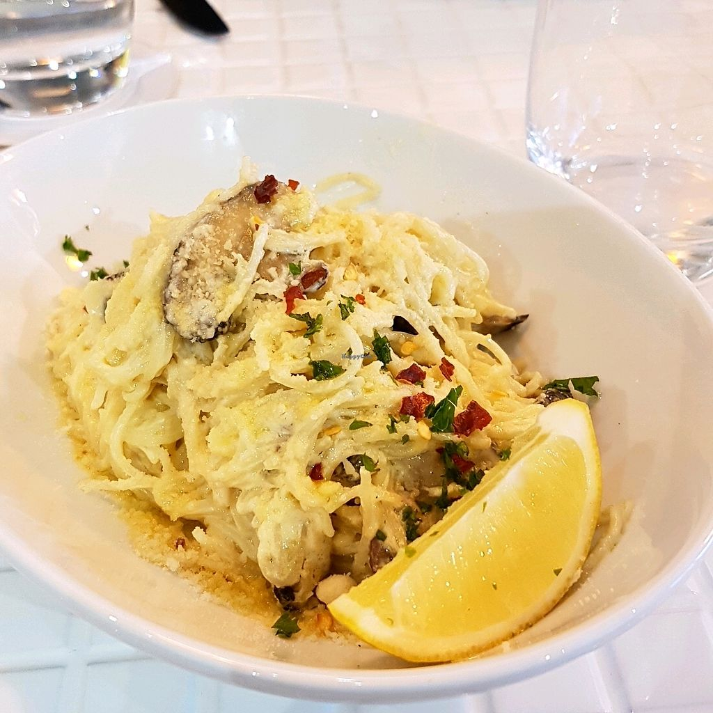 """Photo of 8tables   by <a href=""""/members/profile/8tables"""">8tables</a> <br/>Truffle Pasta with Lemon Zest  <br/> November 6, 2017  - <a href='/contact/abuse/image/103898/322532'>Report</a>"""