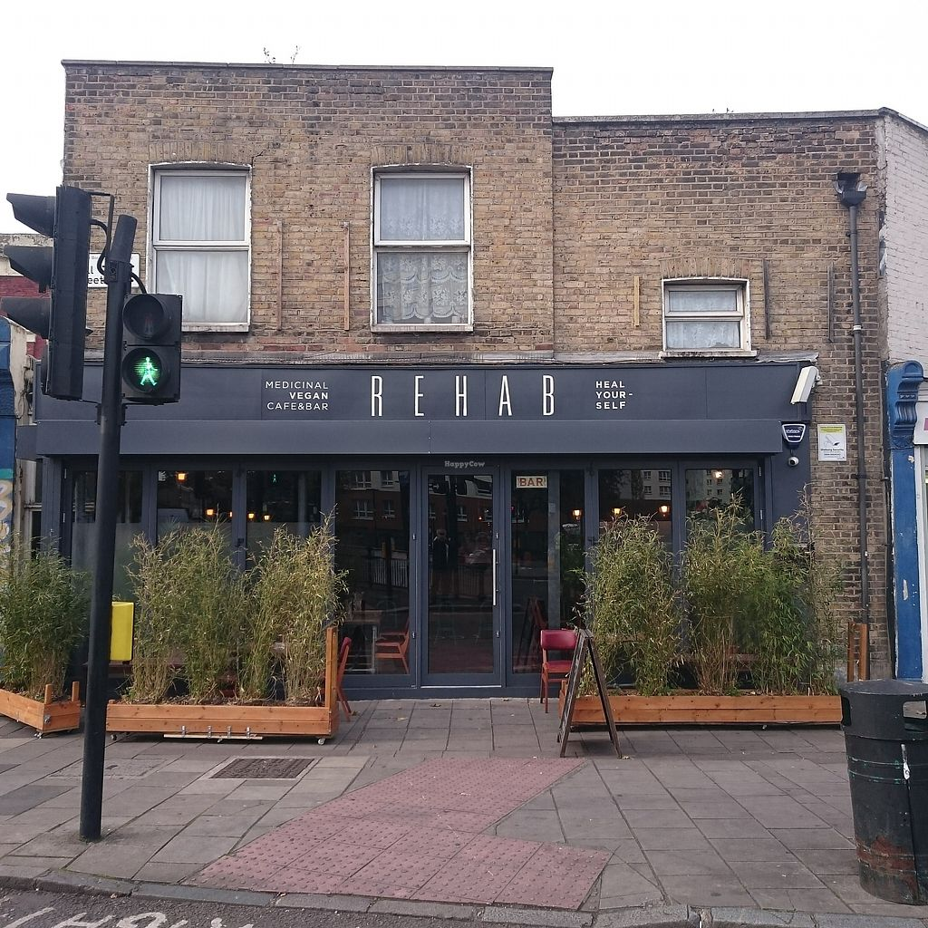 "Photo of Rehab  by <a href=""/members/profile/robz"">robz</a> <br/>Rehab cafe and bar Hackney <br/> November 7, 2017  - <a href='/contact/abuse/image/103934/323041'>Report</a>"