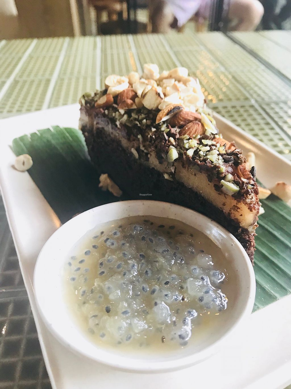 """Photo of Burgreens - Pondok Indah  by <a href=""""/members/profile/jamborambo"""">jamborambo</a> <br/>Chocolate Cake <br/> January 21, 2018  - <a href='/contact/abuse/image/103958/349225'>Report</a>"""