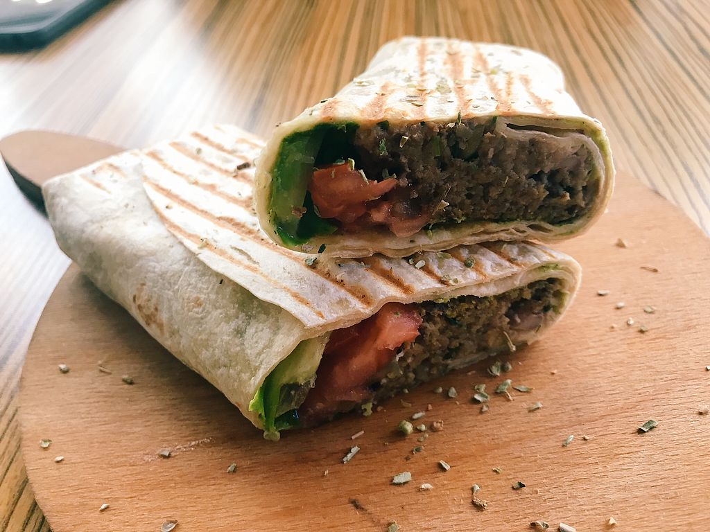 "Photo of VegaNarsist  by <a href=""/members/profile/veganoteacher"">veganoteacher</a> <br/>Turkish Wraps <br/> April 12, 2018  - <a href='/contact/abuse/image/103963/384697'>Report</a>"