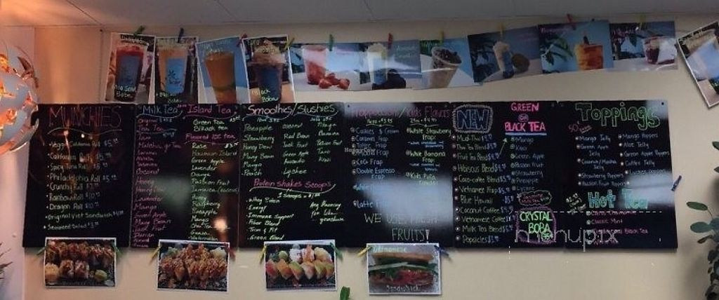 "Photo of Island Boba & Tea  by <a href=""/members/profile/thislilvegan"">thislilvegan</a> <br/>Another view of the place <br/> October 30, 2017  - <a href='/contact/abuse/image/103990/320261'>Report</a>"