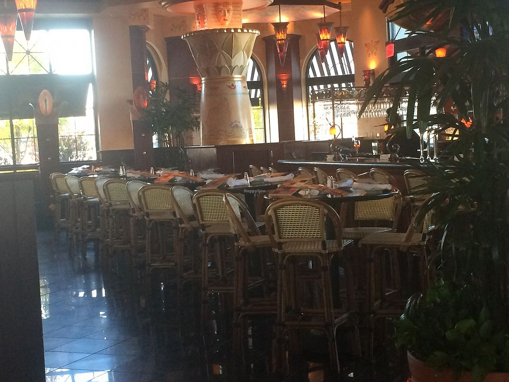 """Photo of The Cheesecake Factory  by <a href=""""/members/profile/fruitiJulie"""">fruitiJulie</a> <br/>Dim lighting in restaurant  <br/> November 22, 2017  - <a href='/contact/abuse/image/103994/328030'>Report</a>"""