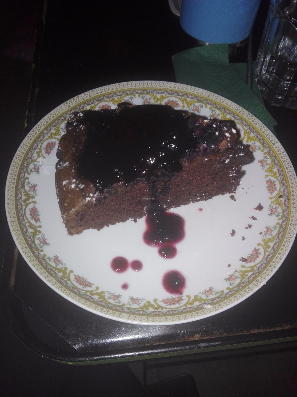 "Photo of Cafe Bar 67  by <a href=""/members/profile/ElisaGR"">ElisaGR</a> <br/>Chocolate cake with myrtle  <br/> October 31, 2017  - <a href='/contact/abuse/image/103996/320535'>Report</a>"