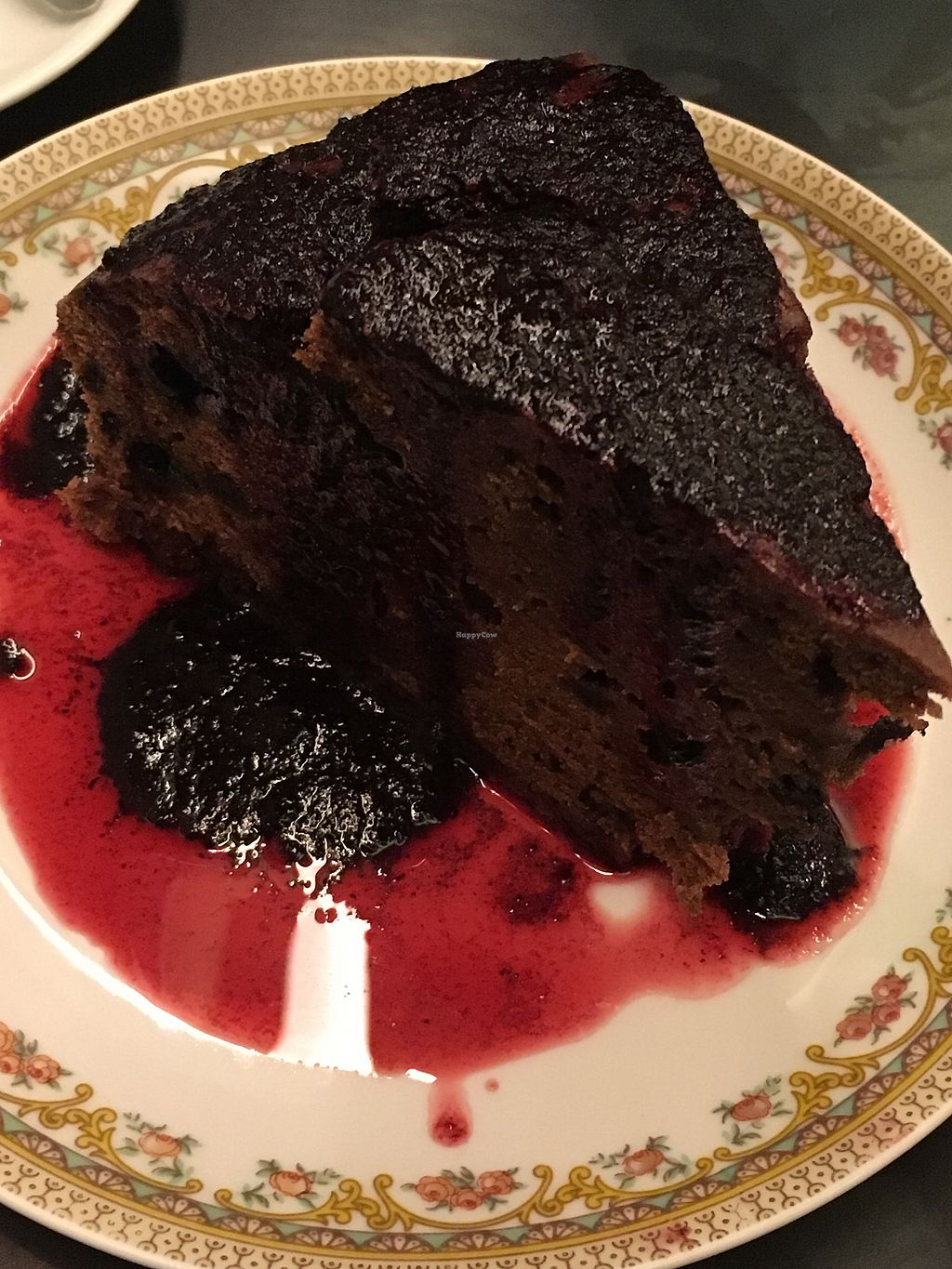 "Photo of Cafe Bar 67  by <a href=""/members/profile/hokusai77"">hokusai77</a> <br/>Vegan chocolate raspberry cake <br/> December 30, 2017  - <a href='/contact/abuse/image/103996/341046'>Report</a>"