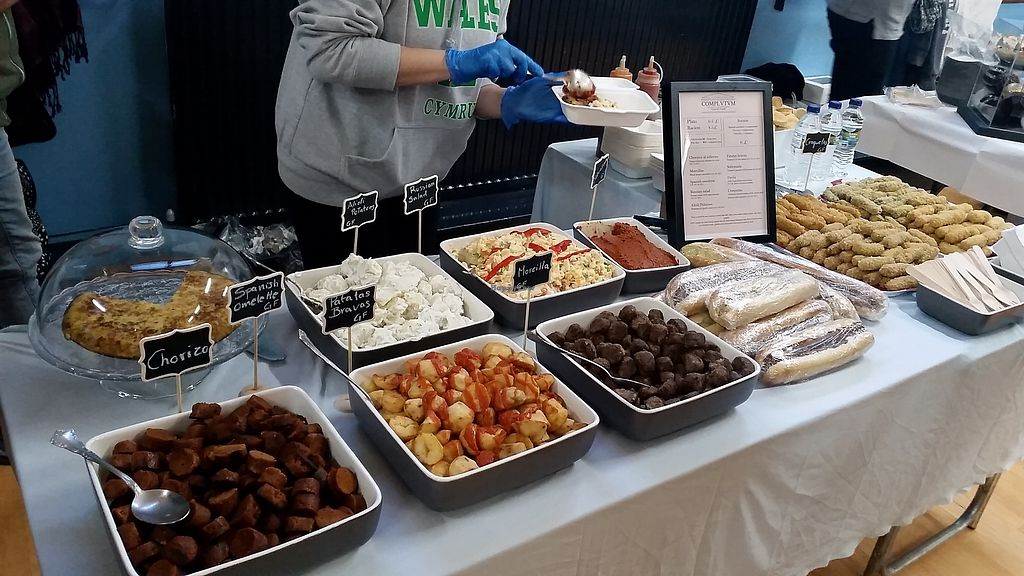 """Photo of Complutum, Spanish Food  by <a href=""""/members/profile/konlish"""">konlish</a> <br/>Food stall at Ab Fab Fayre <br/> December 3, 2017  - <a href='/contact/abuse/image/104011/331784'>Report</a>"""