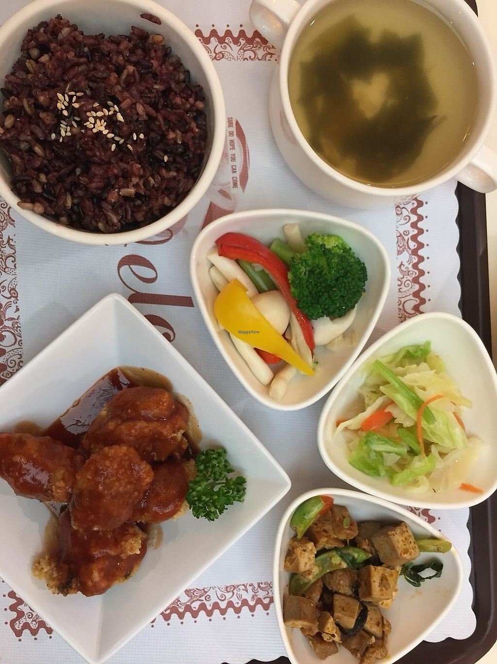 "Photo of Loving Hut - JianKang Rd  by <a href=""/members/profile/caitjoy"">caitjoy</a> <br/>Sweet and Sour Mock Fish <br/> December 5, 2017  - <a href='/contact/abuse/image/104015/332458'>Report</a>"