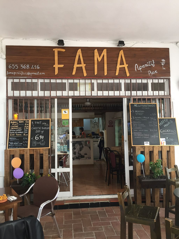 "Photo of FAMA Aperitif Bar  by <a href=""/members/profile/ChiaraCrudelia"">ChiaraCrudelia</a> <br/>Fama Bar Aperitif  <br/> November 2, 2017  - <a href='/contact/abuse/image/104031/321198'>Report</a>"
