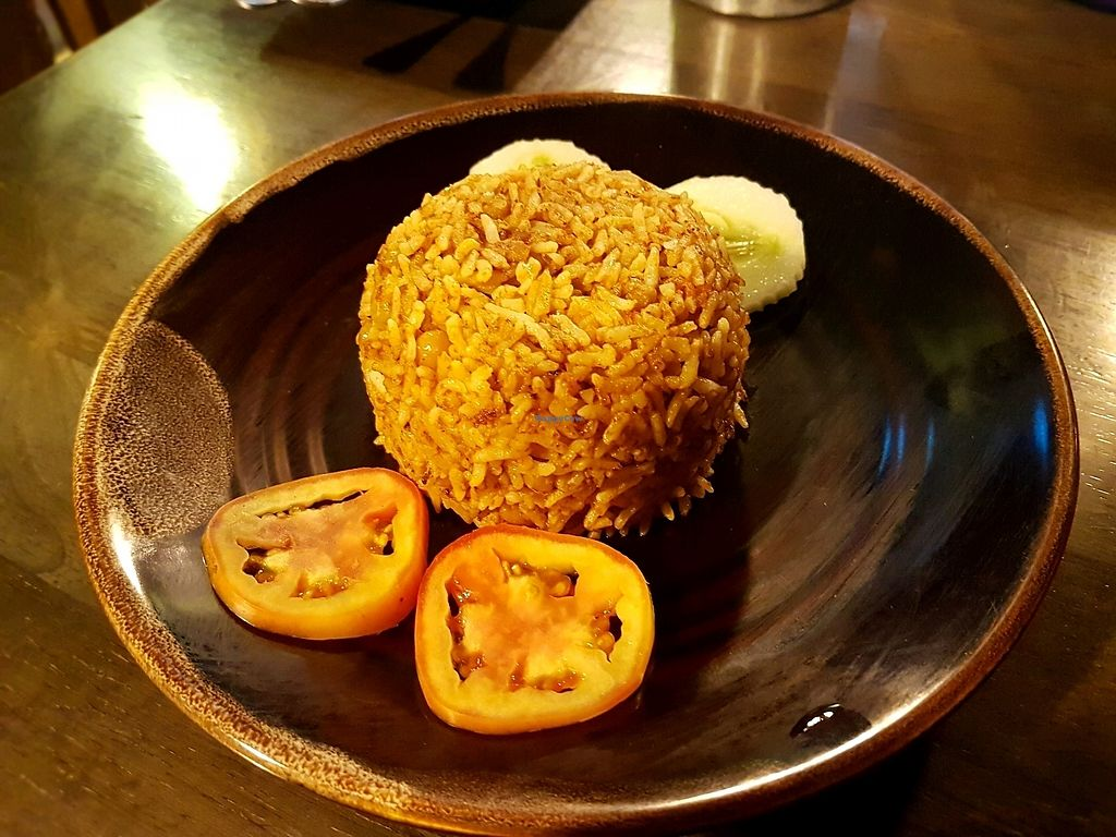"""Photo of Shan Kitchen  by <a href=""""/members/profile/PeterRichards"""">PeterRichards</a> <br/>fried rice and soy bean <br/> October 31, 2017  - <a href='/contact/abuse/image/104040/320467'>Report</a>"""