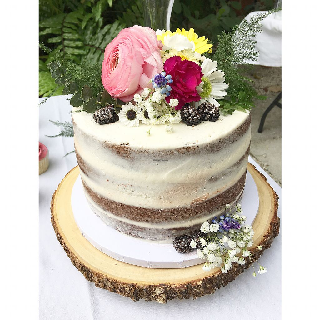 """Photo of Sea Salt & Cinnamon  by <a href=""""/members/profile/K.G.Reninger"""">K.G.Reninger</a> <br/>Wedding cake <br/> November 18, 2017  - <a href='/contact/abuse/image/104061/326585'>Report</a>"""