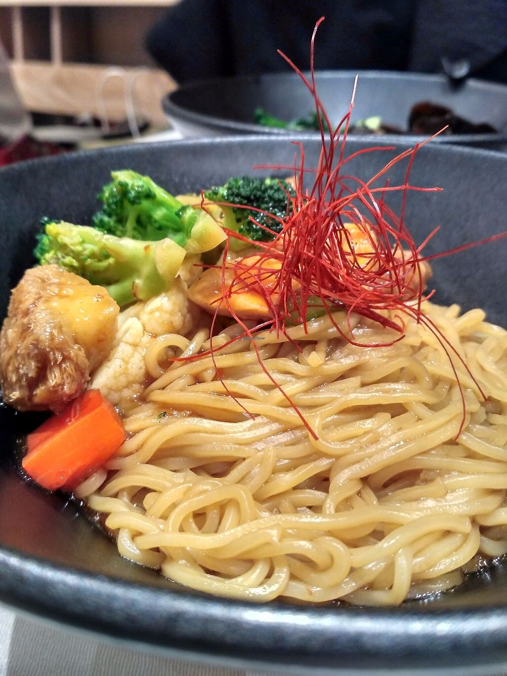 """Photo of Grove - Paya Lebar  by <a href=""""/members/profile/Peace%20..."""">Peace ...</a> <br/>Dry Kung Pao Noodle <br/> November 18, 2017  - <a href='/contact/abuse/image/104163/326651'>Report</a>"""