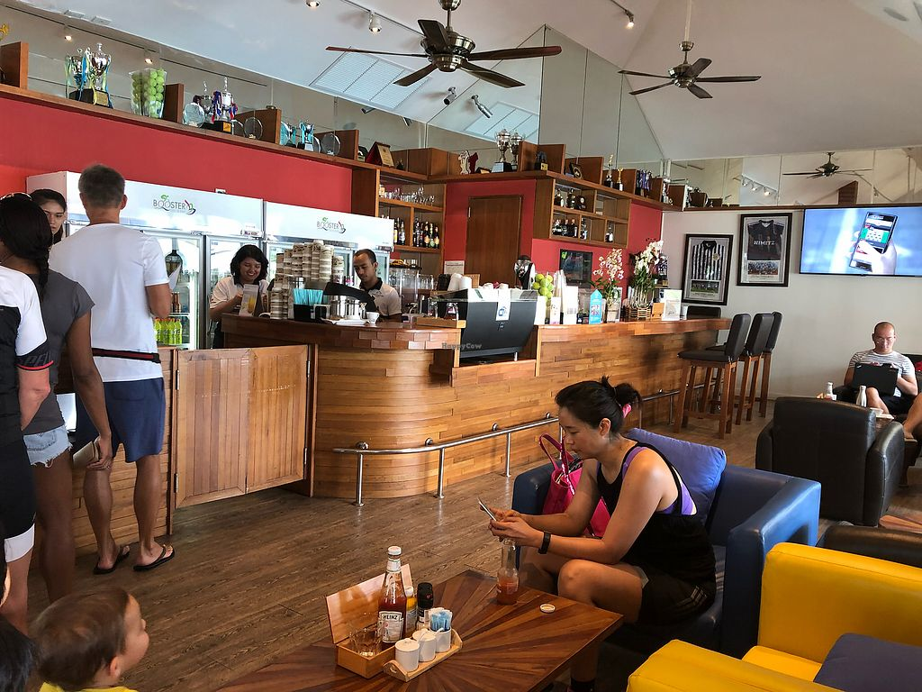 """Photo of Booster Deli & Cafe  by <a href=""""/members/profile/SoniaGivray"""">SoniaGivray</a> <br/>Un día cualquiera  <br/> April 7, 2018  - <a href='/contact/abuse/image/104202/381779'>Report</a>"""