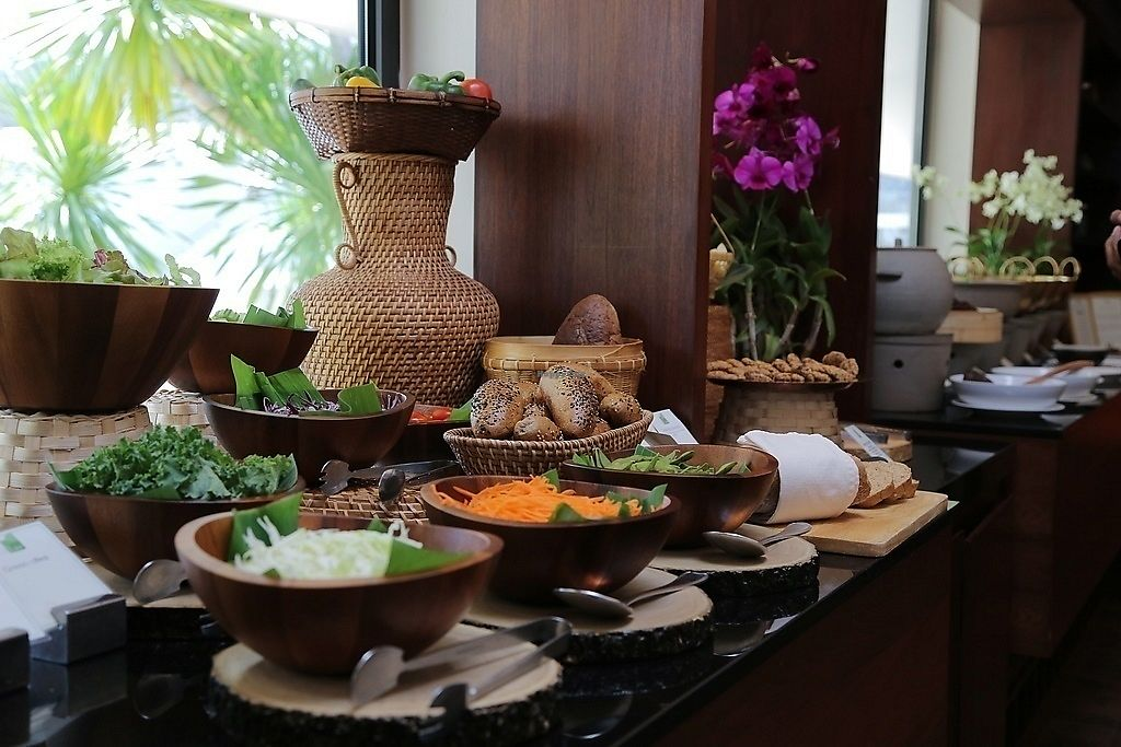 """Photo of DiLite Restaurant  by <a href=""""/members/profile/Thanyapura"""">Thanyapura</a> <br/>Buffet Table <br/> March 13, 2018  - <a href='/contact/abuse/image/104203/370021'>Report</a>"""
