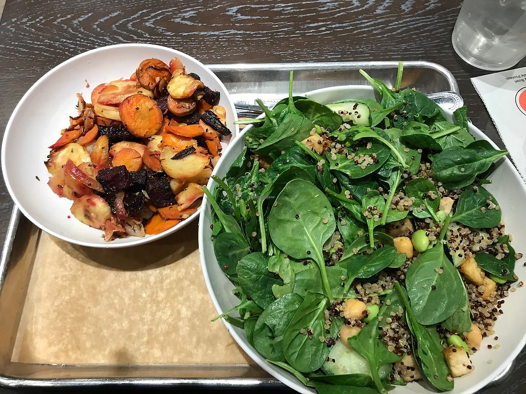 """Photo of CoreLife Eatery  by <a href=""""/members/profile/kquillen"""">kquillen</a> <br/>Yum <br/> February 25, 2018  - <a href='/contact/abuse/image/104220/363420'>Report</a>"""