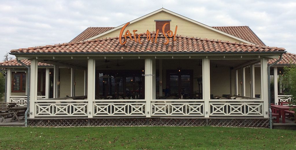 """Photo of Cafe Del Sol   by <a href=""""/members/profile/Carissima"""">Carissima</a> <br/>Facade <br/> November 3, 2017  - <a href='/contact/abuse/image/104221/321530'>Report</a>"""
