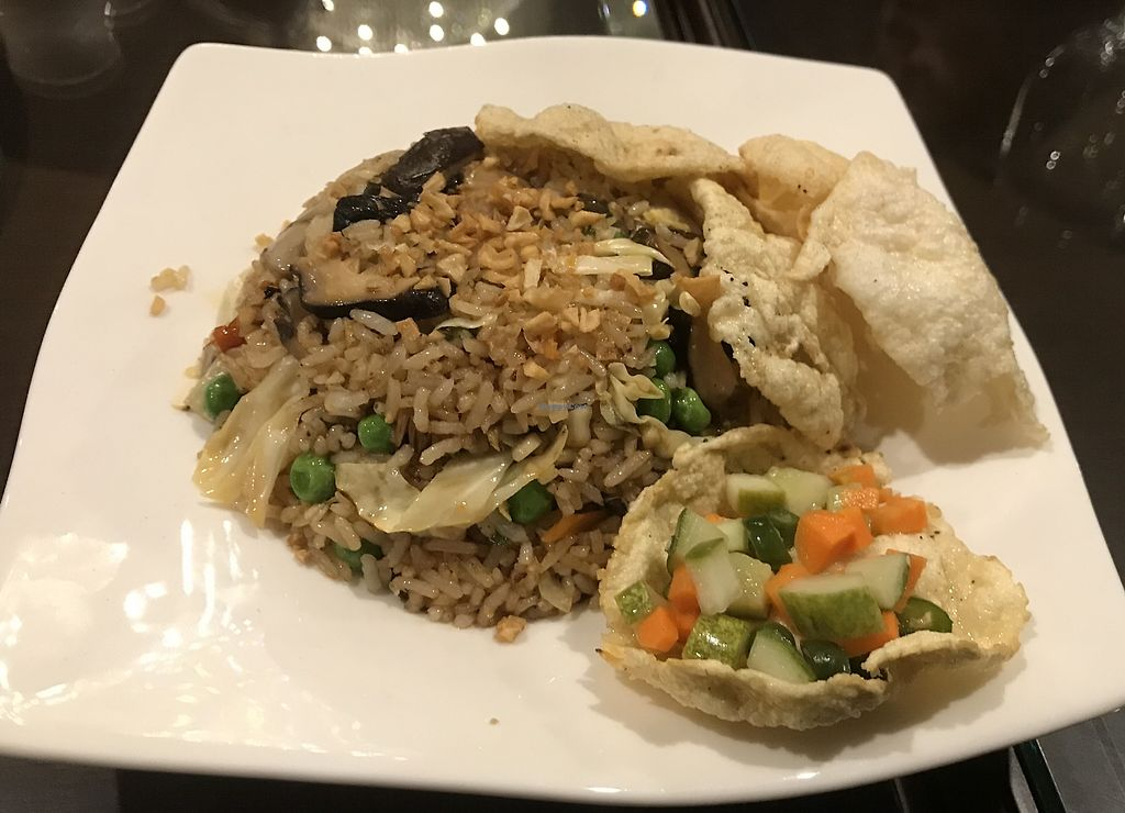 """Photo of The Silk Route  by <a href=""""/members/profile/RohitDugar"""">RohitDugar</a> <br/>Fried Rice - Chinese <br/> November 5, 2017  - <a href='/contact/abuse/image/104256/321944'>Report</a>"""