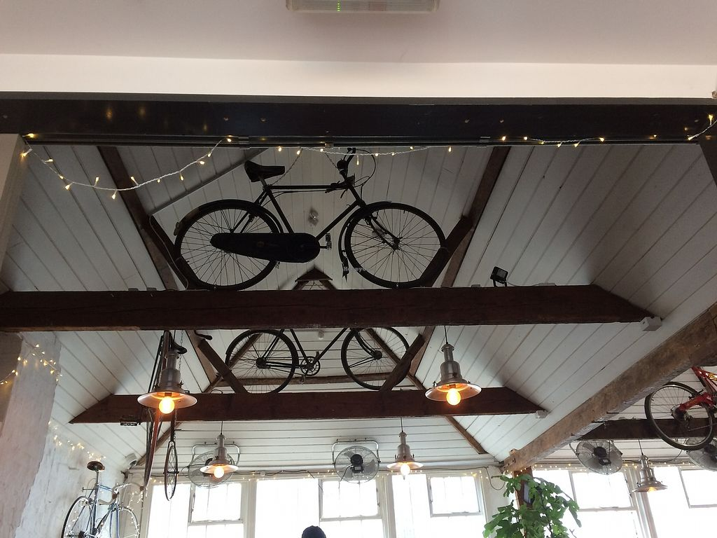 """Photo of The Handle Bar  by <a href=""""/members/profile/PetitNuage"""">PetitNuage</a> <br/>The restaurant is located at the first floor  <br/> November 4, 2017  - <a href='/contact/abuse/image/104266/321817'>Report</a>"""