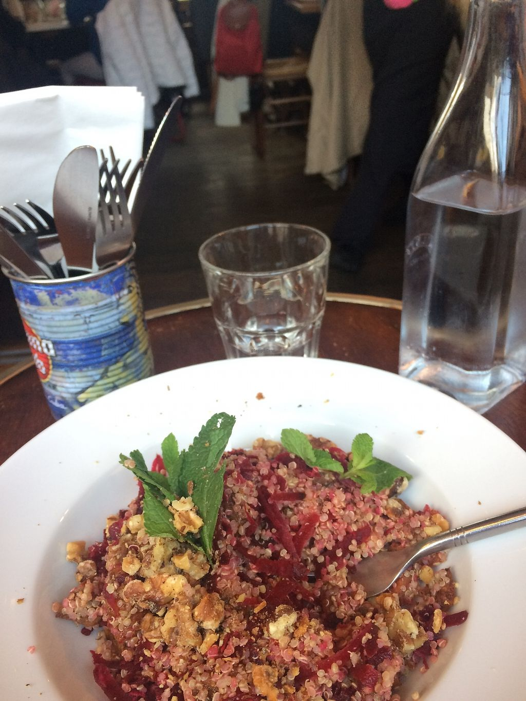 """Photo of The Handle Bar  by <a href=""""/members/profile/PetitNuage"""">PetitNuage</a> <br/> quinoa and pumpkins  <br/> November 4, 2017  - <a href='/contact/abuse/image/104266/321819'>Report</a>"""