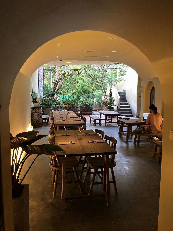 "Photo of Minh Chay - Xuan Dieu  by <a href=""/members/profile/TrangThuy"">TrangThuy</a> <br/>MinhChay vegan restaurant - No45 - Xuân Diêu street - Tay Ho - Ha Noi <br/> November 18, 2017  - <a href='/contact/abuse/image/104268/326705'>Report</a>"