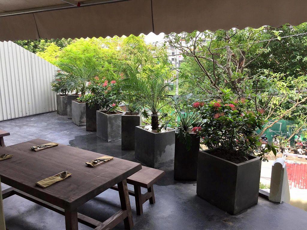 "Photo of Minh Chay - Xuan Dieu  by <a href=""/members/profile/TrangThuy"">TrangThuy</a> <br/>MinhChay vegan restaurant - No45 - Xuân Diêu street - Tay Ho - Ha Noi <br/> November 18, 2017  - <a href='/contact/abuse/image/104268/326706'>Report</a>"