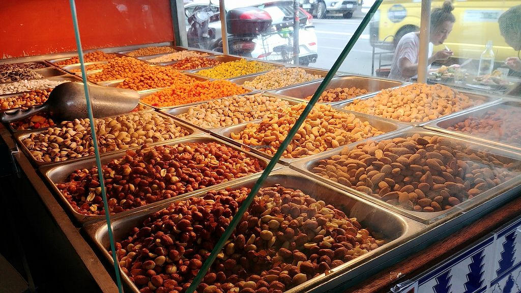 """Photo of CLOSED: Moroccan Deli-cacy  by <a href=""""/members/profile/karlaess"""">karlaess</a> <br/>Nut selection <br/> February 10, 2018  - <a href='/contact/abuse/image/104350/357155'>Report</a>"""