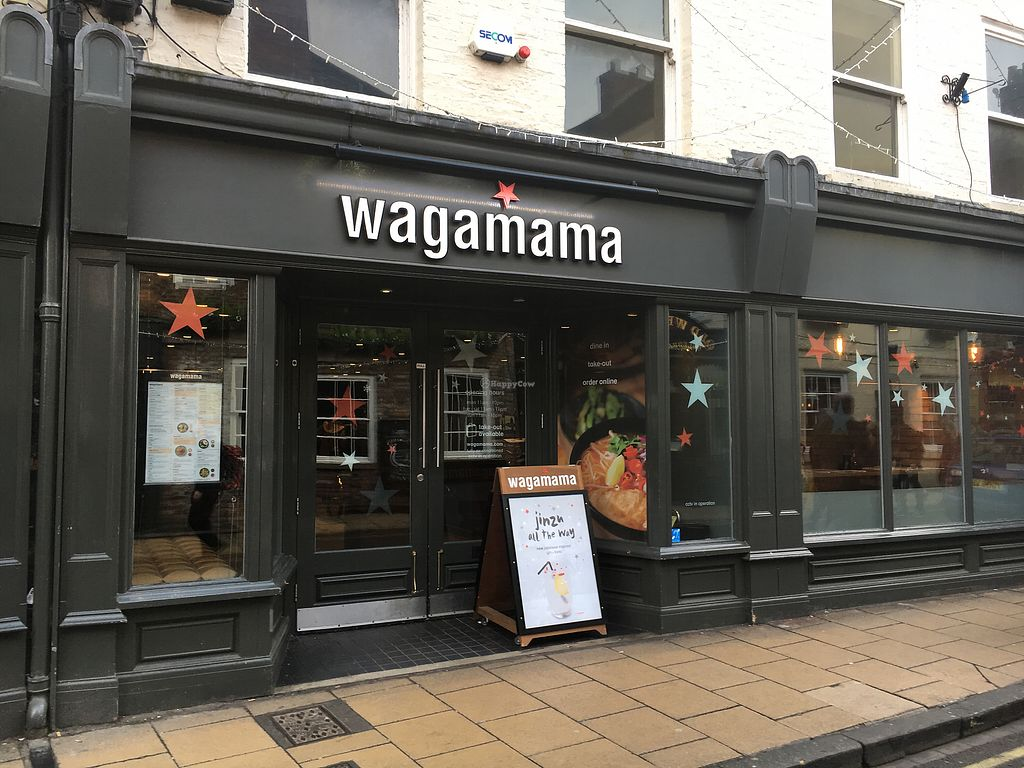 """Photo of Wagamama - City Centre  by <a href=""""/members/profile/hack_man"""">hack_man</a> <br/>Exterior  <br/> December 23, 2017  - <a href='/contact/abuse/image/104353/338348'>Report</a>"""