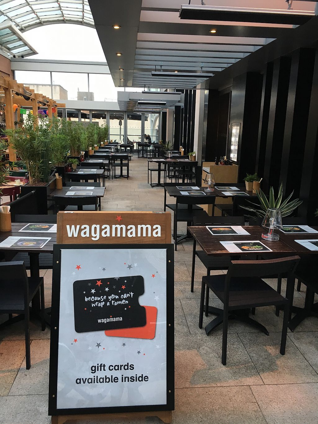 """Photo of Wagamamas - Trinity  by <a href=""""/members/profile/hack_man"""">hack_man</a> <br/>Outside  <br/> December 16, 2017  - <a href='/contact/abuse/image/104355/336174'>Report</a>"""