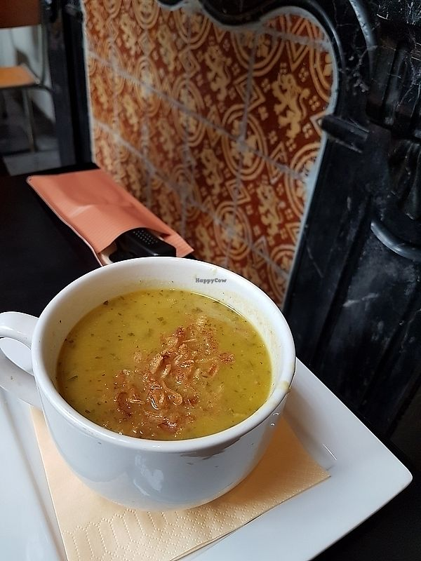 """Photo of Li O Lait  by <a href=""""/members/profile/TrudiBruges"""">TrudiBruges</a> <br/>parsnip soup <br/> January 17, 2018  - <a href='/contact/abuse/image/104365/347534'>Report</a>"""