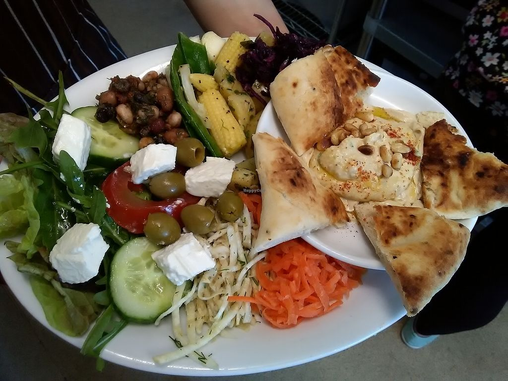 """Photo of World Peace Cafe  by <a href=""""/members/profile/PaulHarrison"""">PaulHarrison</a> <br/>another meal <br/> November 8, 2017  - <a href='/contact/abuse/image/104370/323300'>Report</a>"""