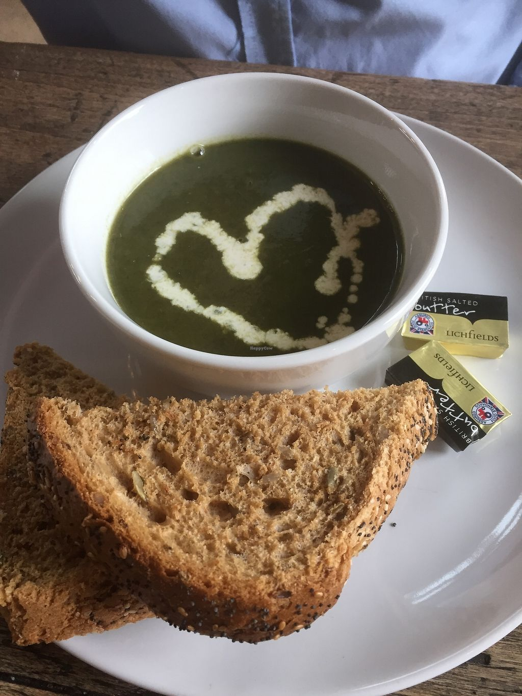 """Photo of World Peace Cafe  by <a href=""""/members/profile/Christiner"""">Christiner</a> <br/>Soup made with love <br/> November 26, 2017  - <a href='/contact/abuse/image/104370/329362'>Report</a>"""